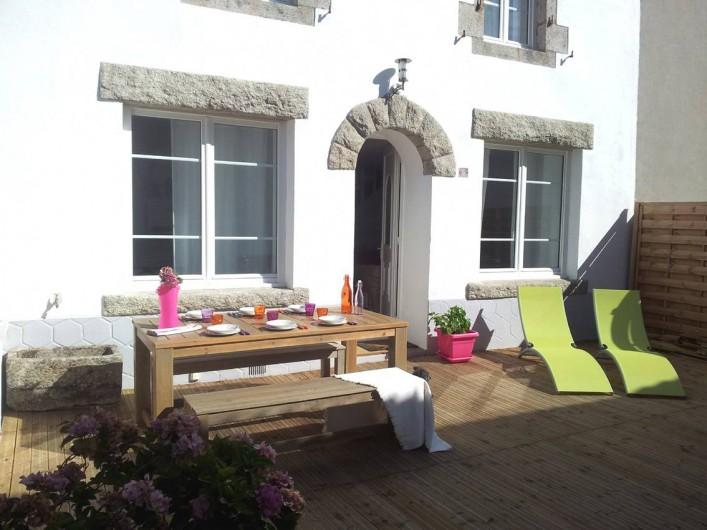 Location de vacances - Maison - Villa à Treffiagat