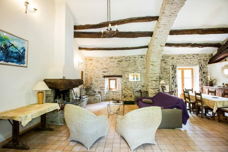 Location de vacances - Gîte à Colombières-sur-Orb - Le musicien, gîtes du château de Colombières