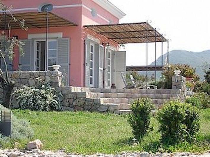 Location de vacances - Villa à Valle Quercia