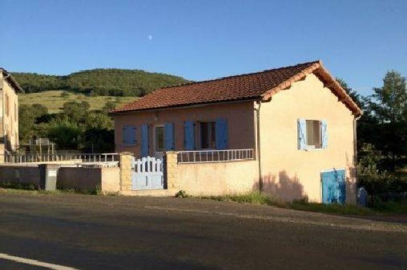 Location de vacances - Maison - Villa à Grenier-Montgon