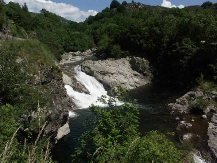Location de vacances - Gîte à Le Pont-de-Montvert - Rivière