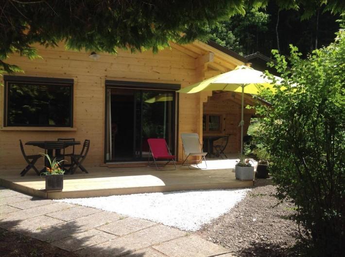 Location de vacances - Chalet à Saint-Jean-de-Sixt