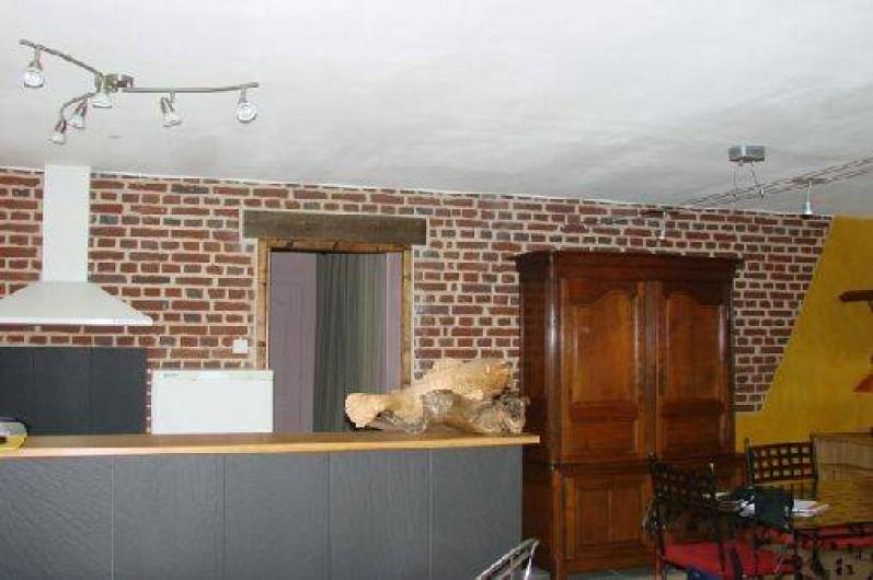Location de vacances - Chambre d'hôtes à Andé - cuisine gite eure