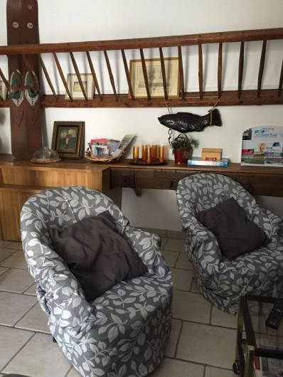 Location de vacances - Chambre d'hôtes à Andé
