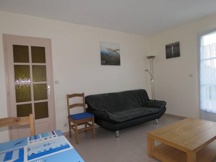 Location de vacances - Villa à Ars-en-Ré - Salon