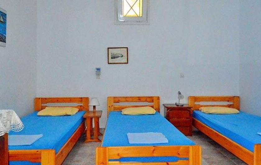 Location de vacances - Appartement à Mpatsi
