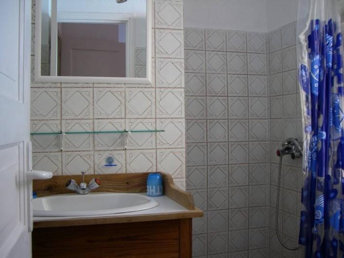 Location de vacances - Villa à Saint-François - Salle de bains