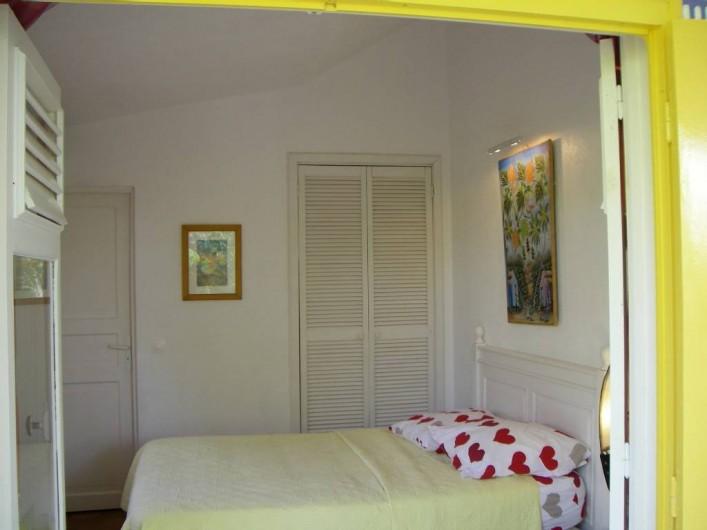 Location de vacances - Villa à Saint-François - Chambre n°3 lit double