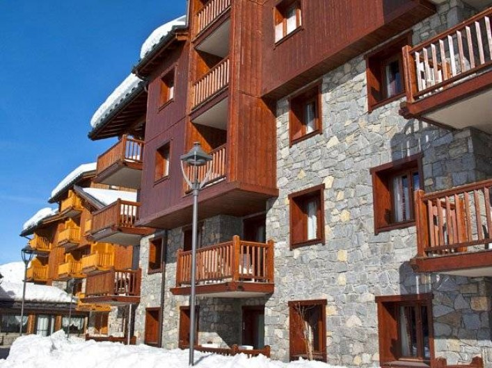 Location de vacances - Appartement à Val Claret - Entree