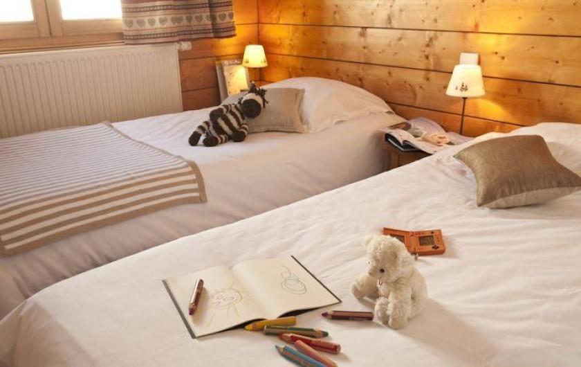 Location de vacances - Appartement à Val Claret - Chambre 3