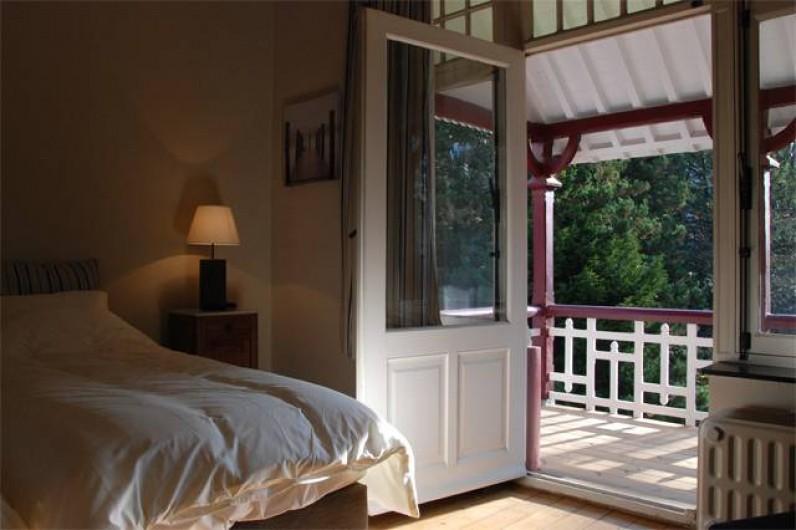 Location de vacances - Villa à Spa