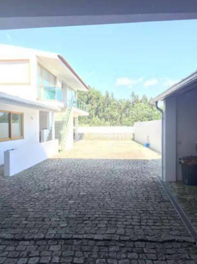 Location de vacances - Villa à Santo André - Vue intérieure