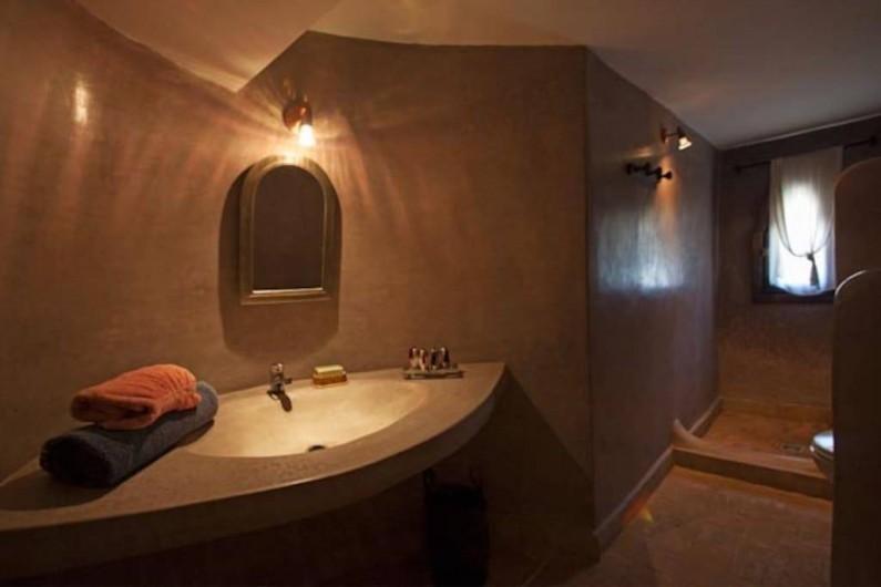 Location de vacances - Villa à Essaouira - Salle de bains