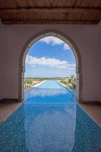 Location de vacances - Villa à Essaouira - Couloir de nage de 22m