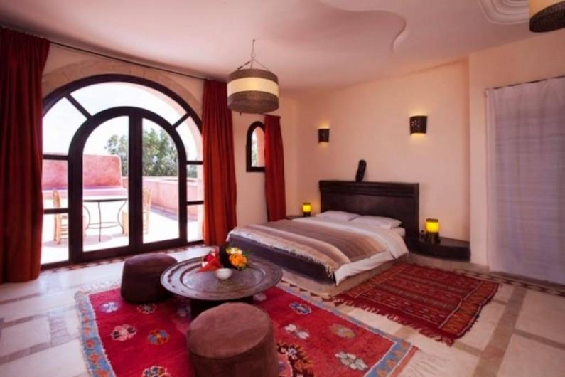 Location de vacances - Villa à Essaouira - Chambre prestige 2