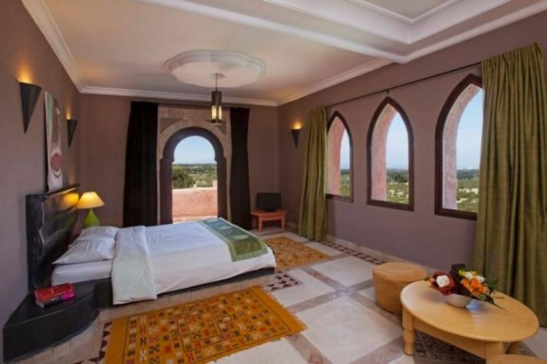 Location de vacances - Villa à Essaouira - Chambre prestige 1