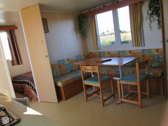 Location de vacances - Bungalow - Mobilhome à Lion-sur-Mer