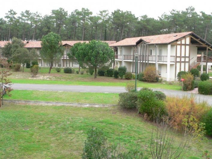 Location de vacances - Chalet à Ondres - Vue d'ensemble de la résidence
