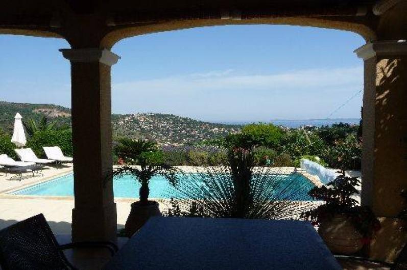 Villa Calme Avec Piscine Jardin Et Très Belle Vue Mer Bormesles - Location bormes les mimosas avec piscine