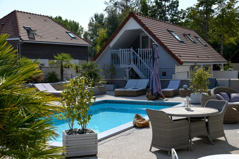 Location de vacances - Chambre d'hôtes à Villechétif - CHAMBRE CITY