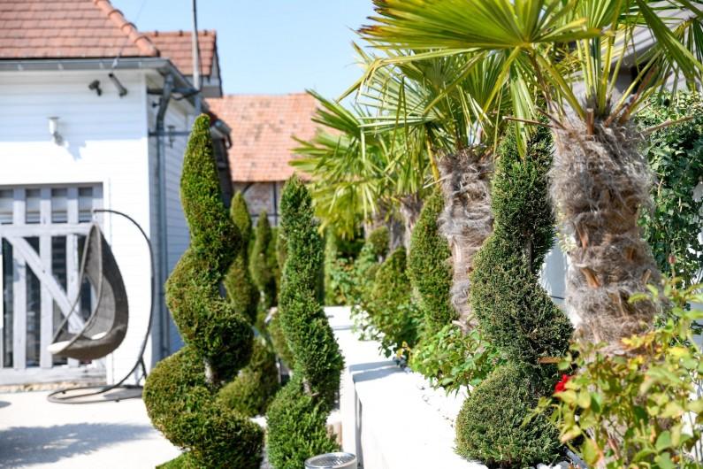 Location de vacances - Chambre d'hôtes à Villechétif - SALLE DE BAIN CHARME