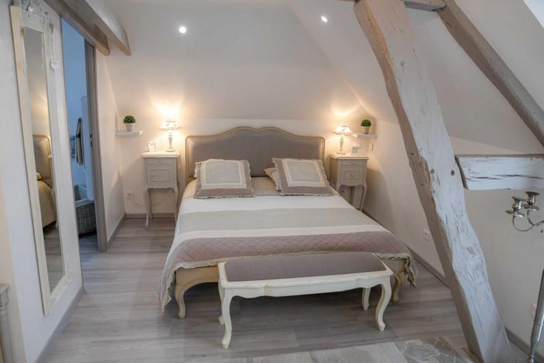 Location de vacances - Chambre d'hôtes à Villechétif - CHAMBRE BLAMCHE