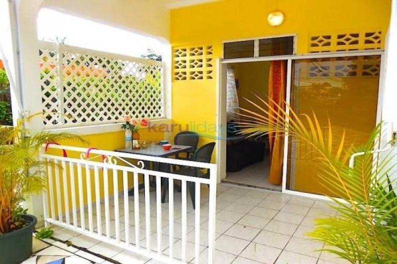 Location de vacances - Appartement à Petit Bourg
