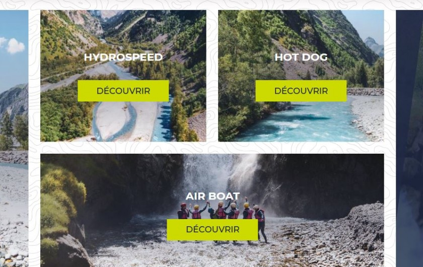 Location de vacances - Appartement à Les Deux Alpes - activités d'été proposées aux deux alpes