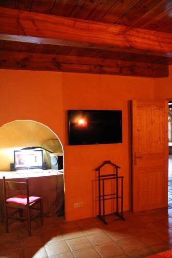 Location de vacances - Maison - Villa à Saint-André-d'Olérargues - Chambre 1