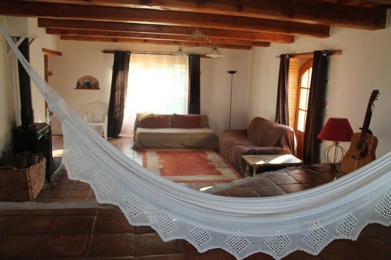 Location de vacances - Maison - Villa à Saint-André-d'Olérargues