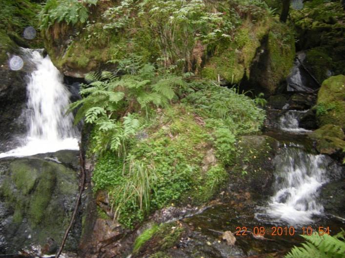 Location de vacances - Gîte à Châgnon - rivière La Ca nche