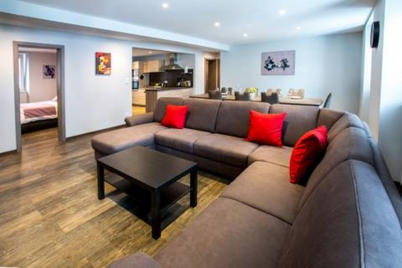 Location de vacances - Appartement à Katzenthal - SEJOUR