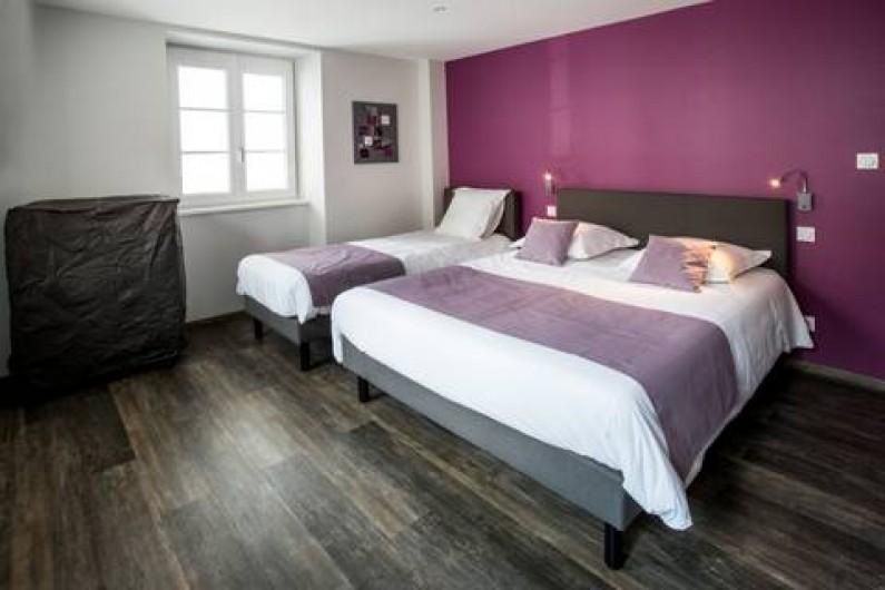 Location de vacances - Appartement à Katzenthal - CHAMBRE 1