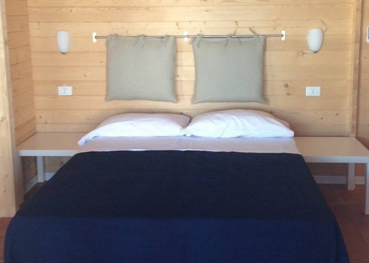 Location de vacances - Bungalow - Mobilhome à Monforte San Giorgio - Chambre monolocali