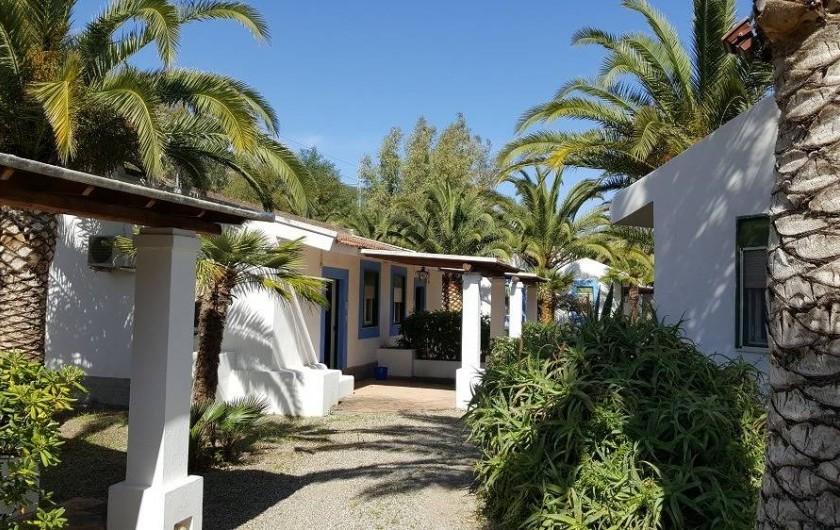 Location de vacances - Bungalow - Mobilhome à Monforte San Giorgio - Nos villini