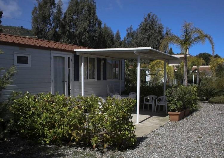 Location de vacances - Bungalow - Mobilhome à Monforte San Giorgio - Mobilhome