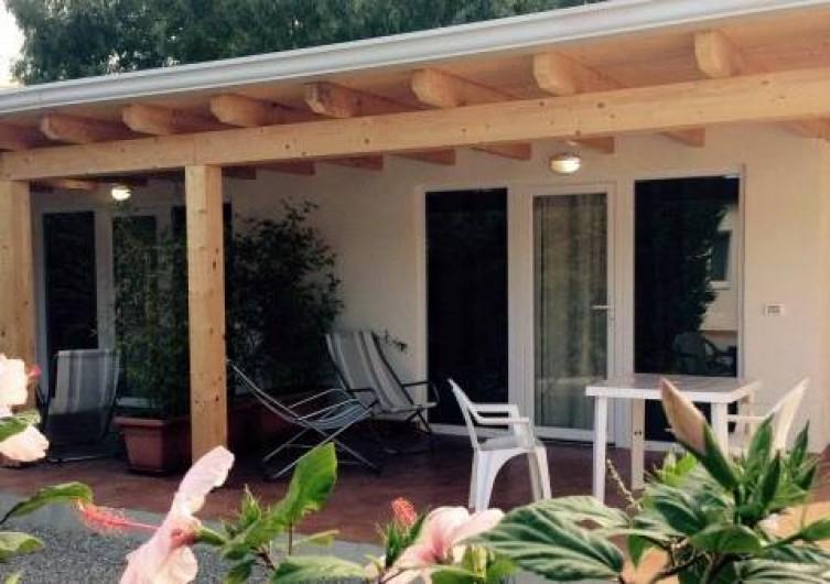 Location de vacances - Bungalow - Mobilhome à Monforte San Giorgio - Villino Monolocale