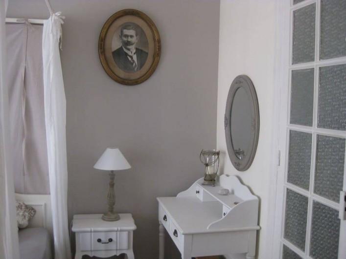 Location de vacances - Appartement à Nice - Chambre