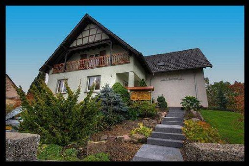 Location de vacances - Chambre d'hôtes à Fegersheim