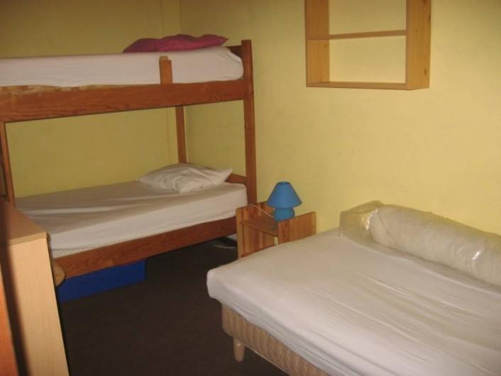 Location de vacances - Villa à Vieux-Boucau-les-Bains - Chambre2