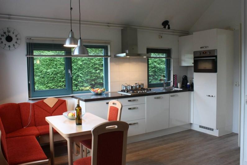 Location de vacances - Villa à Formerum - cuisine