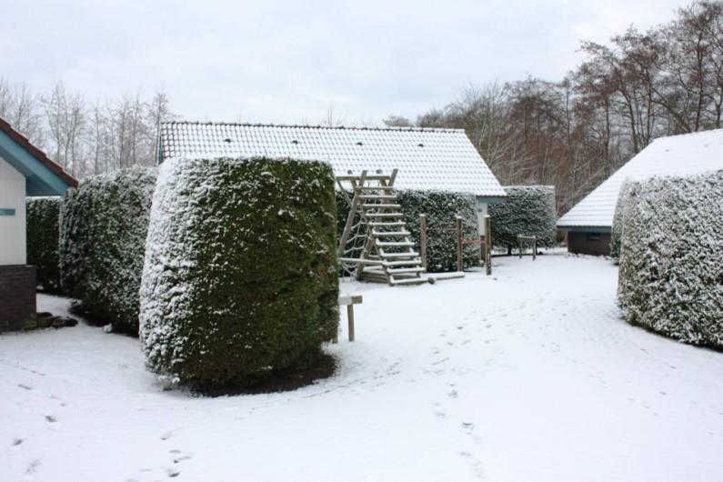Location de vacances - Villa à Formerum - En hiver