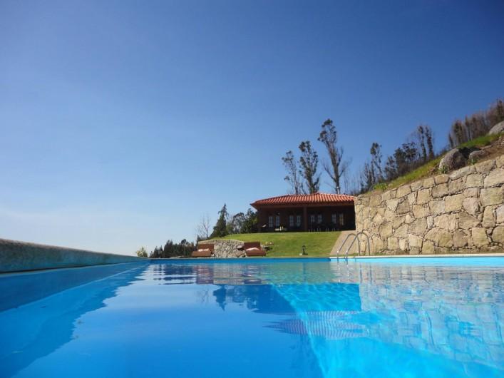 Location De Vacances   Maison   Villa à Anais   Vue Piscine