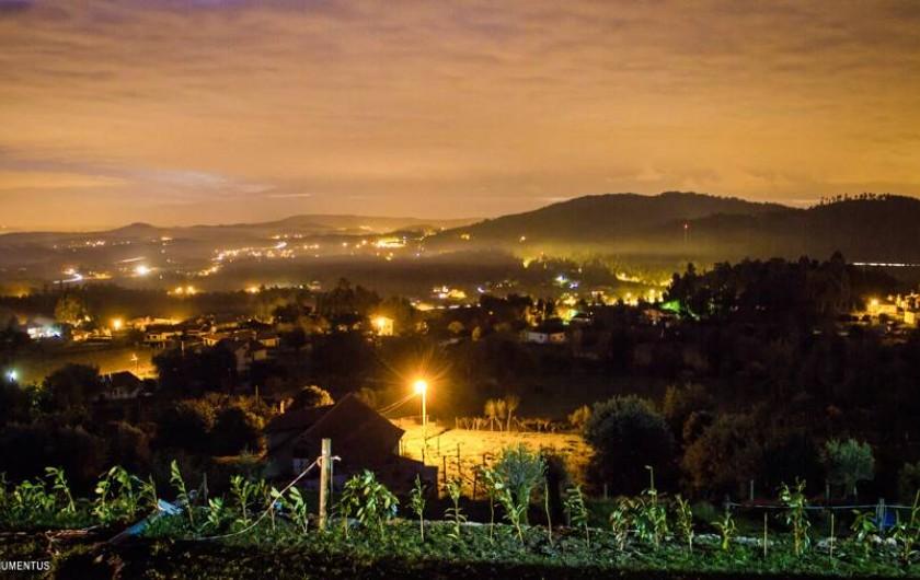 Location de vacances - Maison - Villa à Anais - Vue de nuit