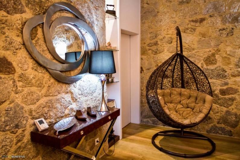 Location de vacances - Maison - Villa à Anais - salle de séjour