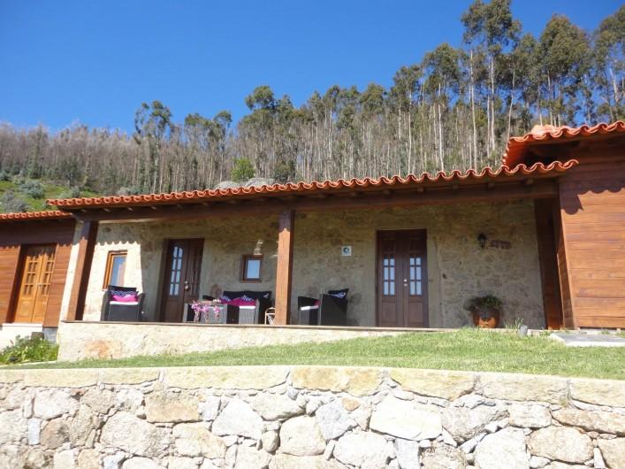 Location de vacances - Maison - Villa à Anais - Entrée principale
