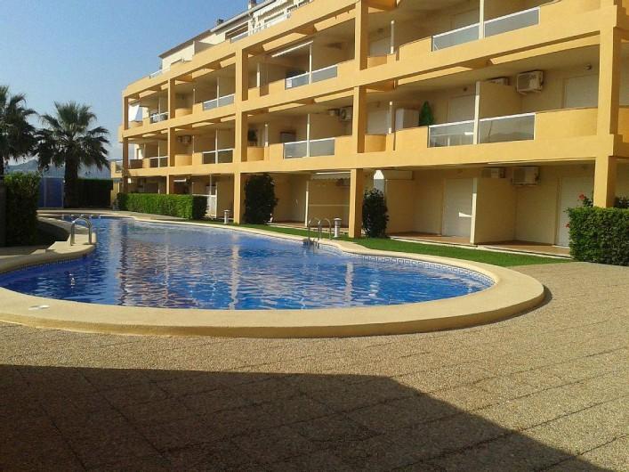 Location de vacances - Appartement à Dénia