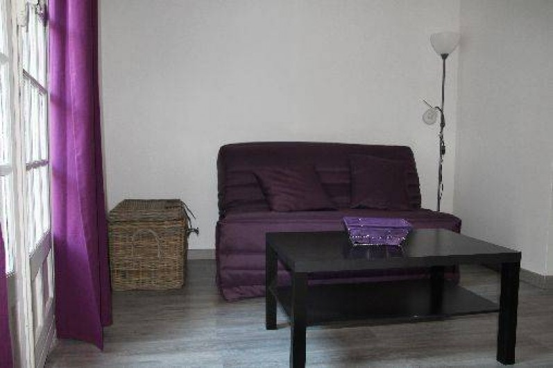 Location de vacances - Studio à Dieppe