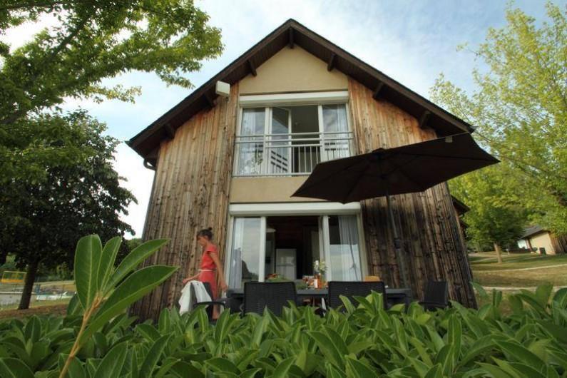 Location de vacances - Gîte à Lissac-sur-Couze