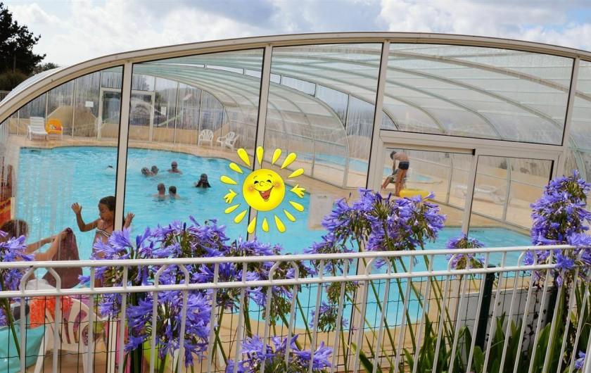 Location de vacances - Bungalow - Mobilhome à Plomodiern